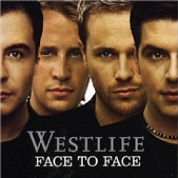 Westlife Face To Face CD
