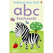 Very First Flashcards: ABC by Felicity Brooks (Novelty book, 2012)