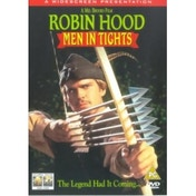 Robin Hood Men in Tights DVD