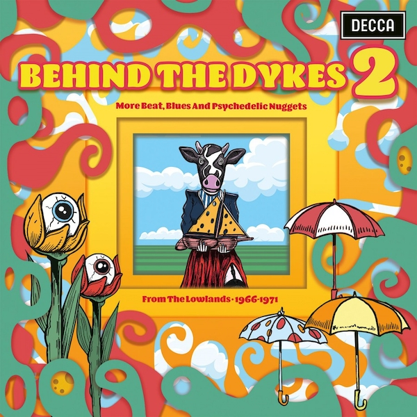 Various - Behind The Dykes 2 Limited Edition Coloured Vinyl