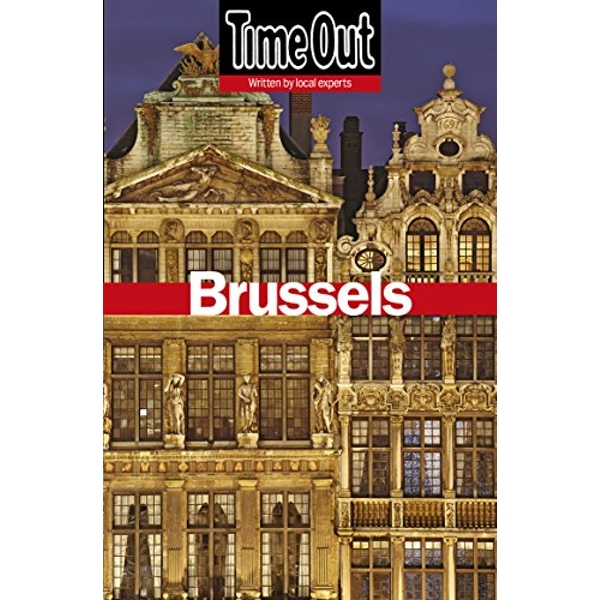 Time Out Brussels City Guide by Time Out Guides Ltd. (Paperback, 2015)