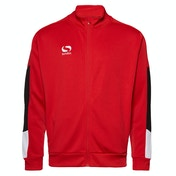 Sondico Venata Walkout Jacket Youth 9-10 (MB) Red/White/Black