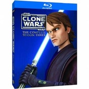 Star Wars Clone Wars Season 3 Blu-Ray
