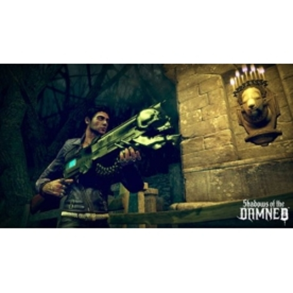 Shadows Of The Damned Game PS3 - Image 5