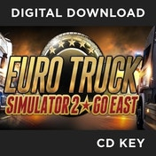 Go East Euro Truck Simulator 2 Expansion PC CD Key Download for Steam