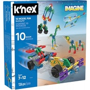 K'Nex Imagine 10 Model Building Set