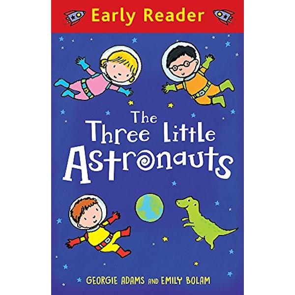 The Three Little Astronauts by Georgie Adams (Paperback, 2016)