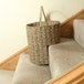 Seagrass Stair Basket | M&W - Image 2