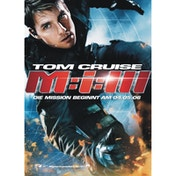 Mission Impossible 3 DVD