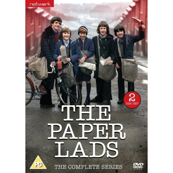 The Paper Lads The Complete Series (1979) DVD