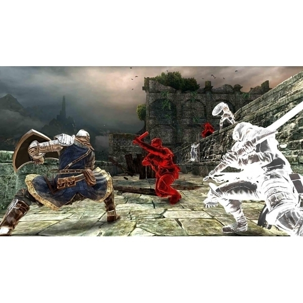 Dark Souls II Scholar of the First Sin Xbox 360 Game - Image 3