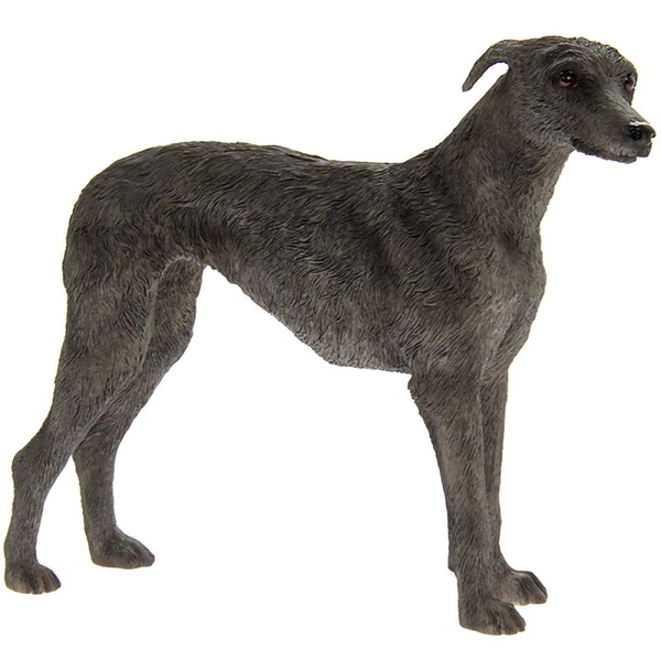Lurcher Figurine By Lesser & Pavey