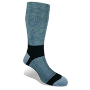 Bridgedale Everyday Outdoors Coolmax Liner Twin Pack Men's Sock Grey Large