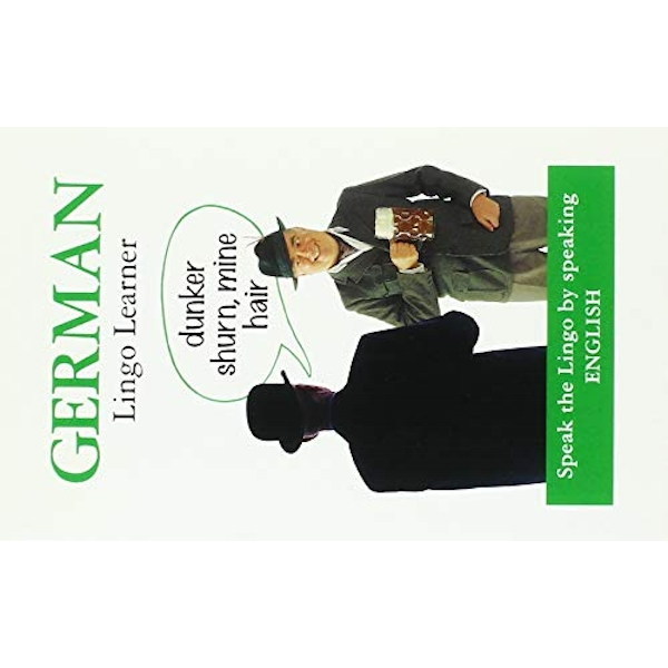 GERMAN LINGO LEARNER  Paperback 2017