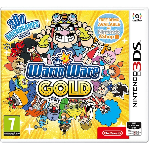 WarioWare Gold 3DS Game - Image 1