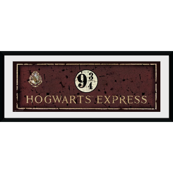 Harry Potter Hogwarts Express Collector Print