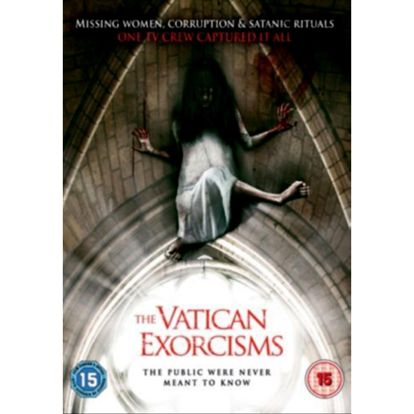 The Vatican Exorcisms DVD