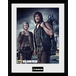 The Walking Dead Carol and Daryl Framed Collector Print - Image 2
