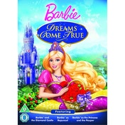 Barbie Dreams Come True DVD