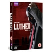 Luther Series 1-2 DVD