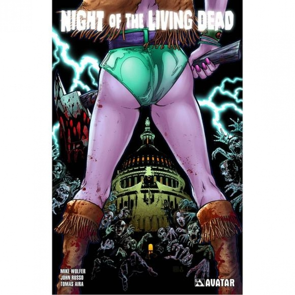 Night Of The Living Dead Volume 2