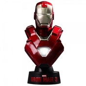 Hot Toys Marvel Iron Man Mark 33 Collectible Bust