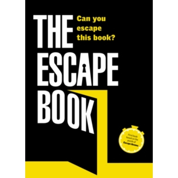 The Escape Book : Can you escape this book?