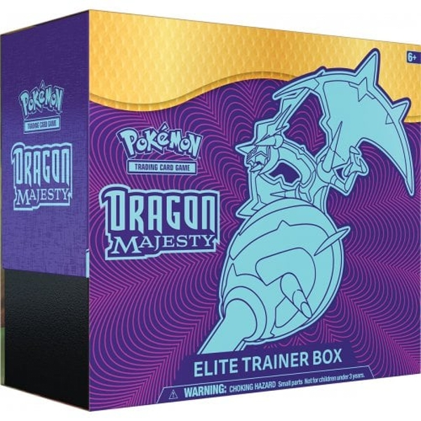 Pokemon TCG: Dragon Majesty Elite Trainer Box