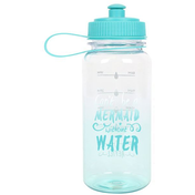 Can't Be A Mermaid without Water Sports Bottle