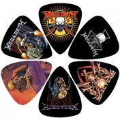 Megadeath Guitar Pick - 6 Pack