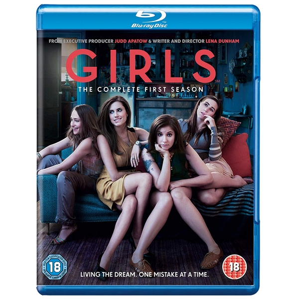 Girls - Series 1 - Complete (Blu-ray, 2013, 2-Disc Set)