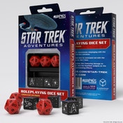 Star Trek Custom Dice Adventures Accessories - Red