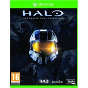 Halo the Master Chief Collection Xbox One Game
