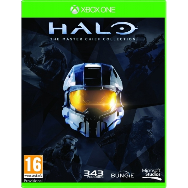 Halo the Master Chief Collection Xbox One Game [Used]