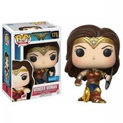 Ex-Display Wonder Woman Kneeling (Wonder Woman) Limited Edition Funko Pop! Vinyl Figure