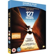127 Hours Double Play Blu-ray & DVD