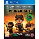 Tiny Troopers Joint Ops Zombie Edition PS4 Game