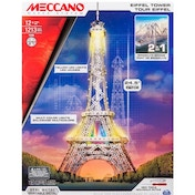 Meccano Eiffel Tower