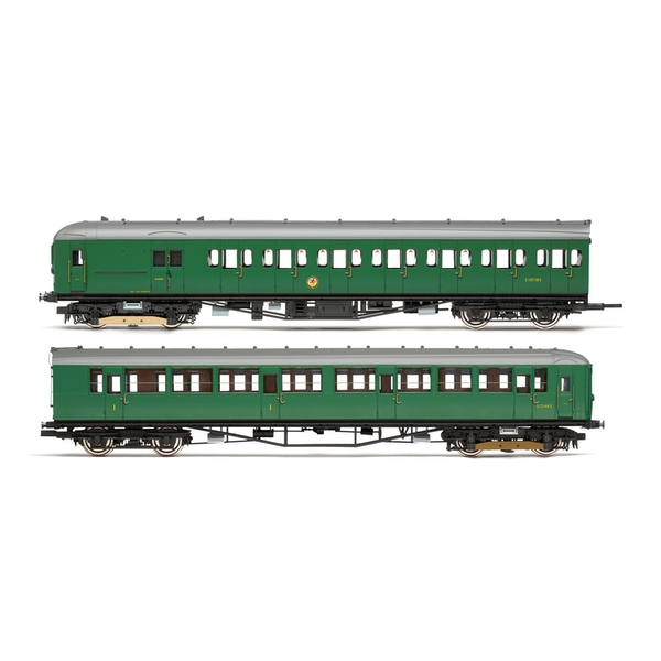 Hornby BR 2-HIL Unit 2611 (HAL) DMBT No. 10729 and (BIL) DTC(L) No. 12146 Era 5 Model Train