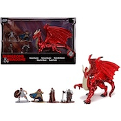 Dungeons & Dragons 1.65 Inch Nano figures (Pack Of 5)