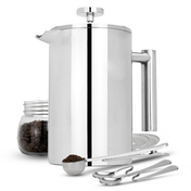 French Press Cafetiere Set M&W 1500ml