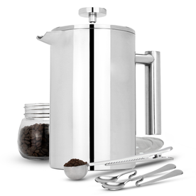 French Press Cafetiere | M&W 1500ml