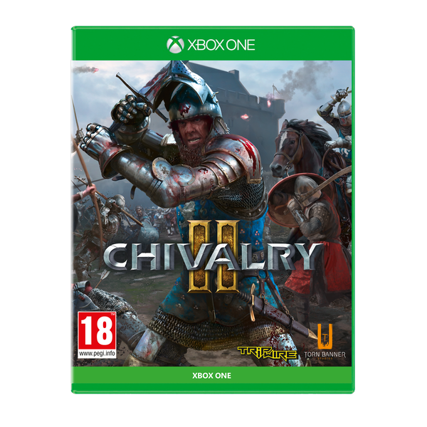 Chivalry 2 Day One Edition Xbox One | Xbox Series X Game