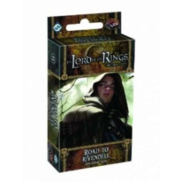 The Lord of the Rings Road to Rivendell Adventure Pack Living Card Games