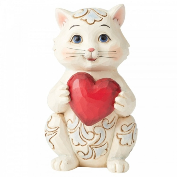 Purr-fectly Loved Figurine by Jim Shore