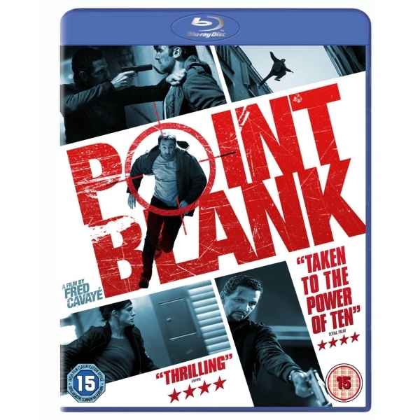 Point Blank Blu-ray - Image 1