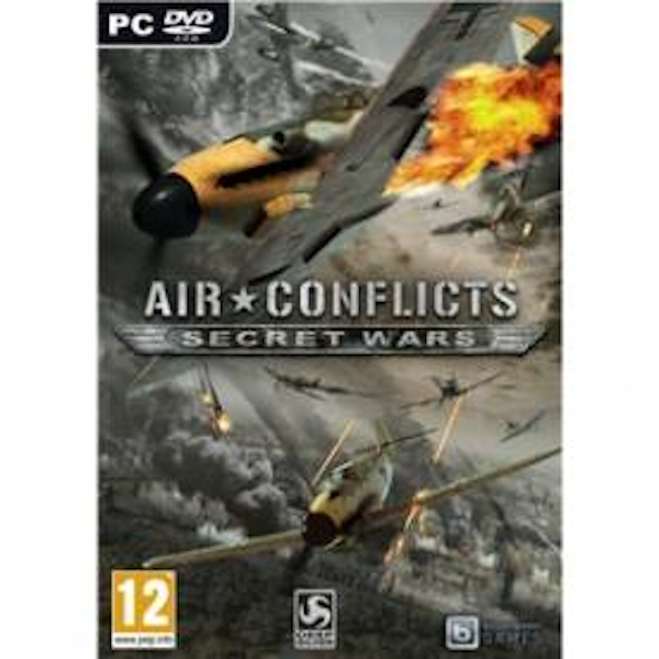 Air Conflicts Secret Wars Game PC