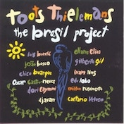 Toots Thielemans - The Brasil Project CD