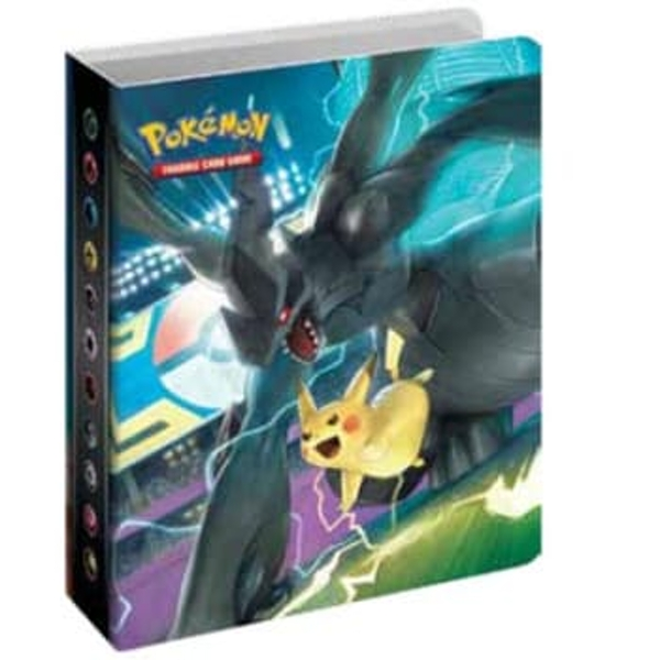 Pokemon TCG: Sun & Moon 9 Team Up Mini Portfolio with Booster Pack