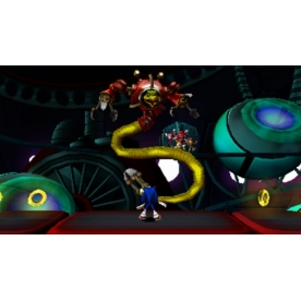 Sonic Boom Shattered Crystal 3DS Game - Image 4